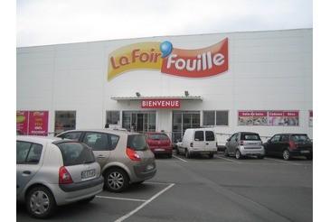 Codes promo la foir 39 fouille bayonne 6 place andr emlinger bon promo sur - Tonnelle la foir fouille ...