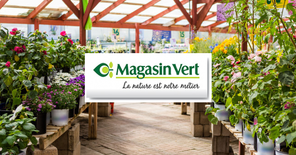 Bon de réduction MAGASIN VERT LANNION 22300 : 15€ OFFERTS ...