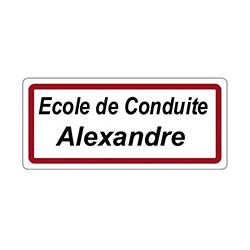 code promo et bon de r duction ecole de conduite alexandre rodez 12000 80 sur votre. Black Bedroom Furniture Sets. Home Design Ideas