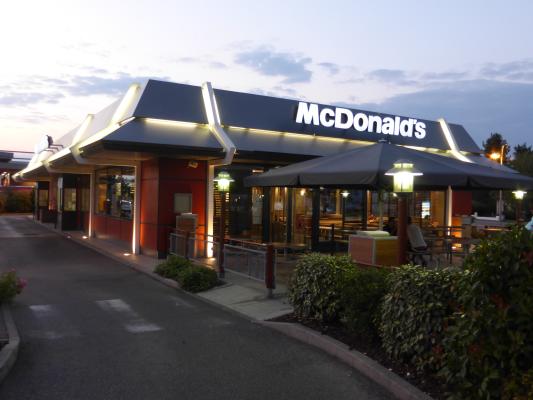 Mcdonalds coupons paris