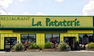 Restaurant Pataterie  Ef Bf Bd Saint  Ef Bf Bdtienne