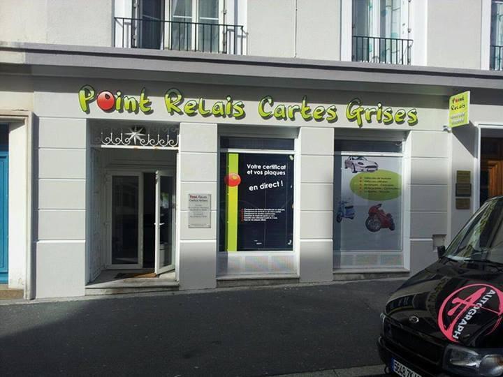Codes promo point relais cartes grises brest 17 rue de - Point relais bon prix ...