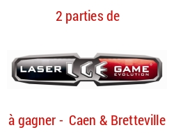 coupons de réduction Jeu Laser Game (14) - Gagnez 2 parties de laser game
