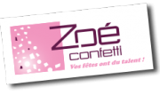 Bons de reduction ZOE CONFETTI