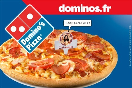 Coupons reduction dominos